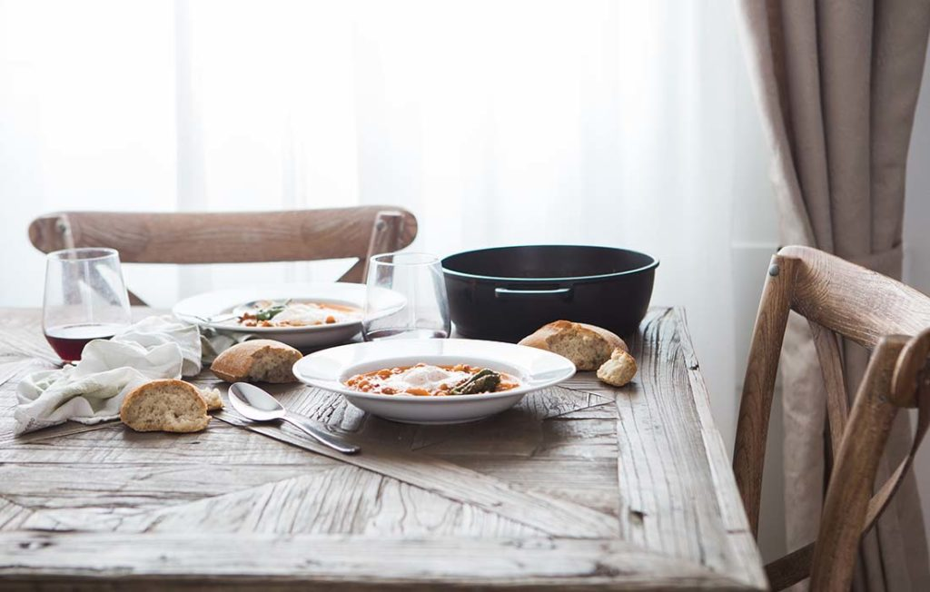 Давиться едой, чтобы… никого не обидеть